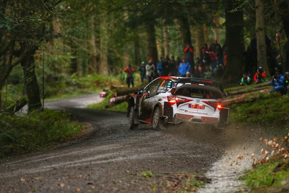 WRC 2019- 12. Wales Rally GB- leg1- Λασπομαχίες με φόντο τον τίτλο!