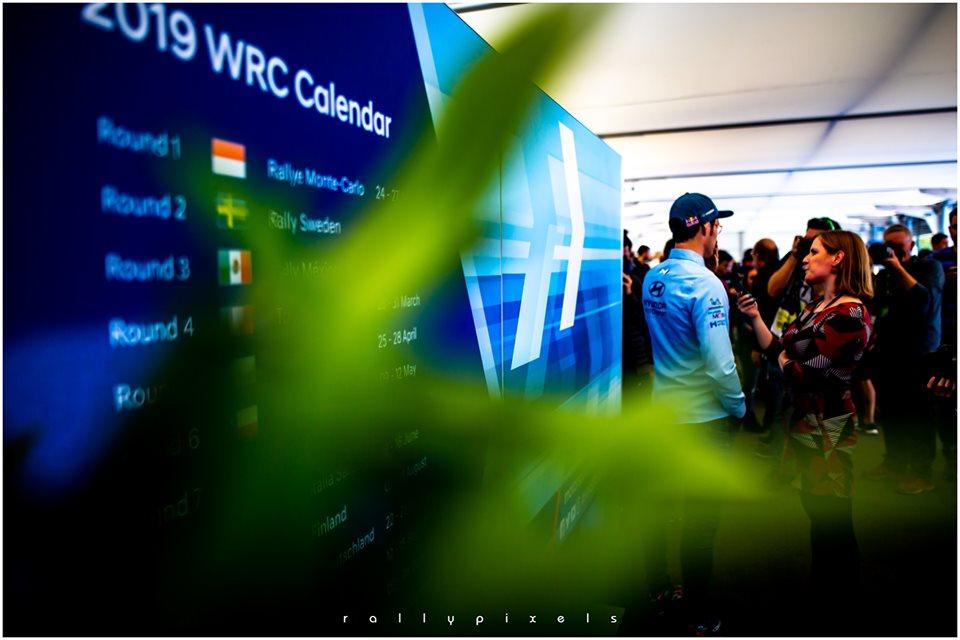 WRC 2019- 13. Rallye Catalunya- leg2- Το καθήκον του στην κορυφή ο Neuville- Σε ρυθμό τίτλου ο Tanak!
