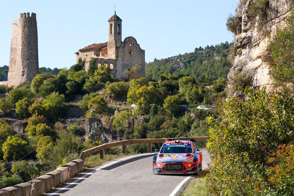 WRC 2019- 13. Rallye Catalunya- leg3- Νικητής ο Neuville- Πρωταθλητής ο Tanak!