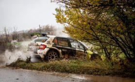 ERC 2019- 8. Rally Hungary- review- Νίκη του τοπικού Turan σε αγώνα-θρίλερ μετά από κλατάρισμα του Lukyanuk στην τελευταία ειδική!- Πρωταθλητής ο Ingram χωρίς να κερδίσει κανέναν αγώνα!