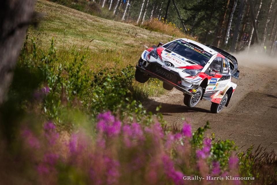 WRC 2020- Πρόγραμμα- Με αλλαγές και εκπλήξεις!