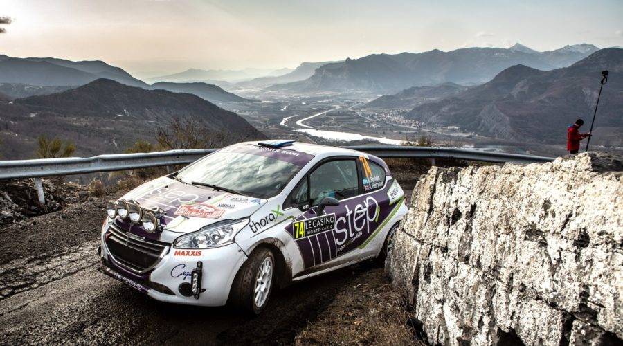 Step Racing – Rallye Monte Carlo – Day 2: Πίεσε και κέρδισε θέσεις ο Νίκος Παυλίδης την Παρασκευή!