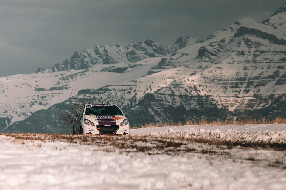 Step Racing - Rallye Monte Carlo - Day 3: Ακόμη πιο κοντά στο στόχο στο Ράλλυ Μόντε Κάρλο ο Νίκος Παυλίδης!