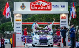 Step Racing – Rallye Monte Carlo – Day 4: Πέμπτος στην κατηγορία του ο Νίκος Παυλίδης στο Ράλλυ Μόντε Κάρλο!