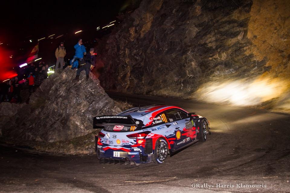 WRC 2020- 01. Rallye Monte Carlo- section 1- Σε πανηγυρική ατμόσφαιρα!