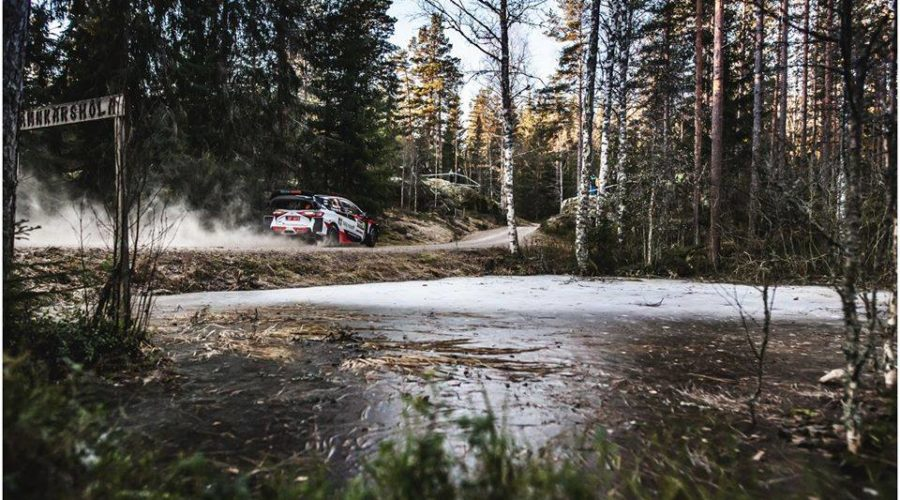 WRC 2020- 02. Rally Sweden- leg 1- «Παρών» από τον Evans και στη Σουηδία!
