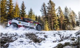 WRC 2020- 02. Rally Sweden- leg 2- Απομακρύνεται ο Evans!