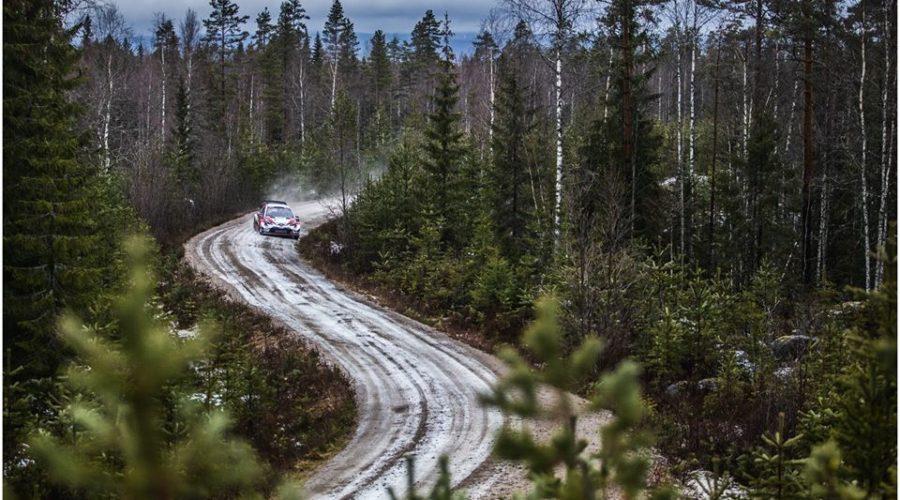 WRC 2020- 02. Rally Sweden- leg 3- Νικητής ο Evans σε ένα διαφορετικό Ράλλυ Σουηδίας!