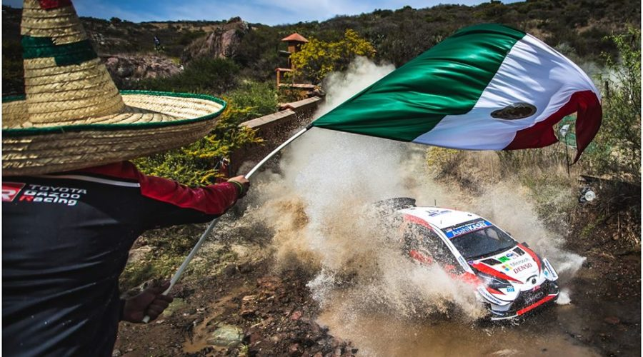 WRC 2020- 03. Rally Mexico- leg1- Επικεφαλής ο Ogier στο δραματικό πρώτο σκέλος!