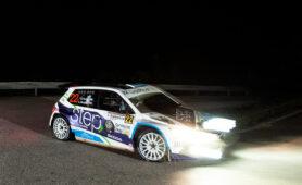 Step Racing- Rally Citta di Bassano- leg 1- Προβλήματα στο νυχτερινό σκέλος για τους Παυλίδη- Harryman
