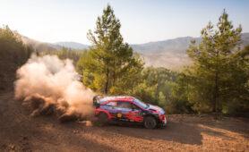 WRC 2020- 05. Rally Turkey- section 1- O πολύπειρος Loeb στην πρωτοπορία!
