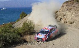 WRC 2020- 05. Rally Turkey- leg 1- Προβάδισμα του Neuville!