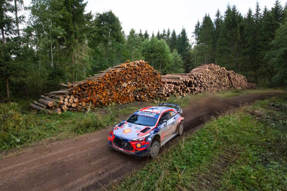 WRC 2020- 04. Rally Estonia- leg2- Θρίαμβος εντός έδρας για τον Tanak!