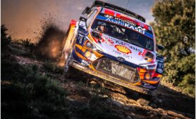 WRC 2020- 06. Rally Italia Sardegna- leg3- Άντεξε ο Sordo!