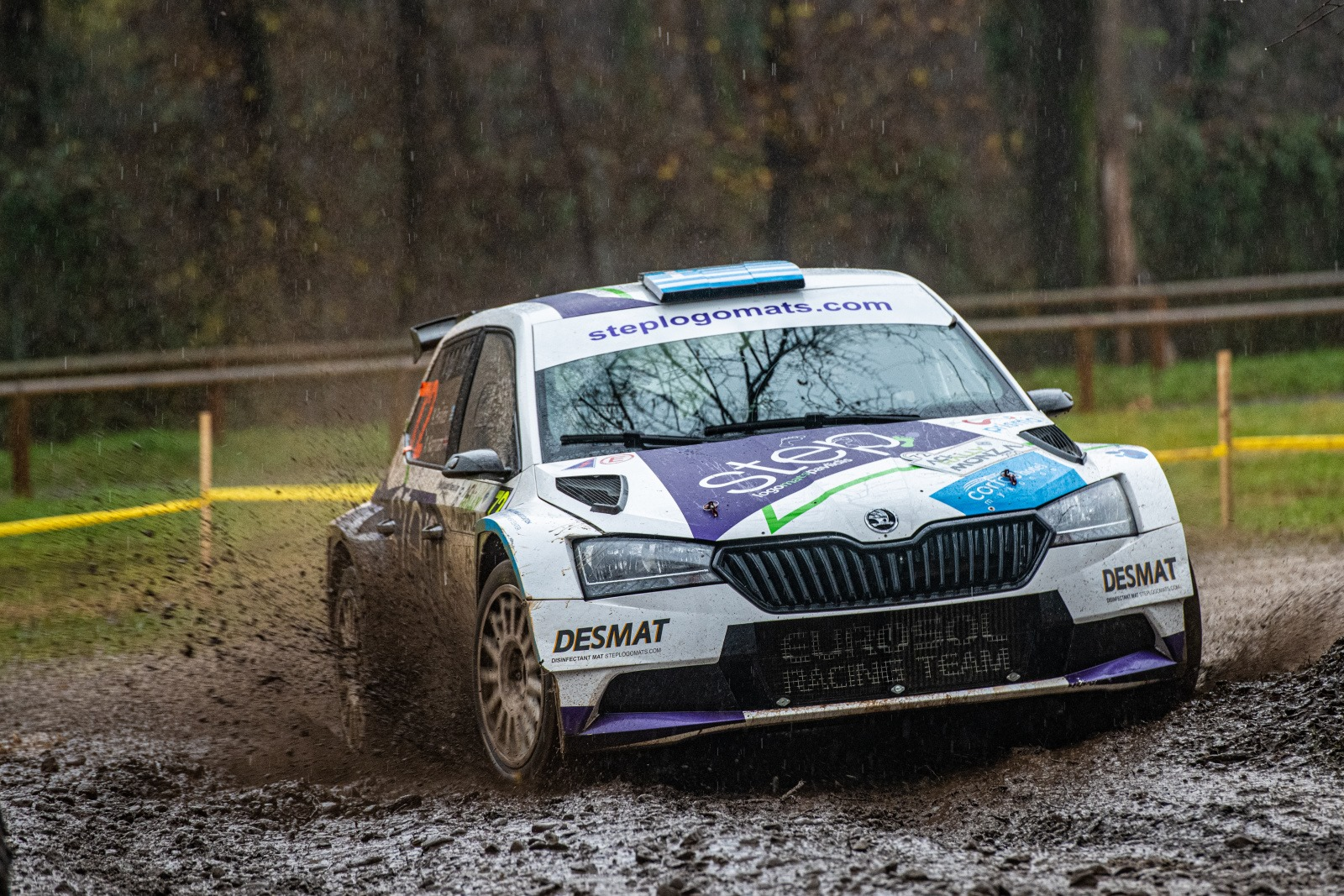 Step Racing- ACI Rally Monza- leg 1- Σε πρωτόγνωρες συνθήκες!