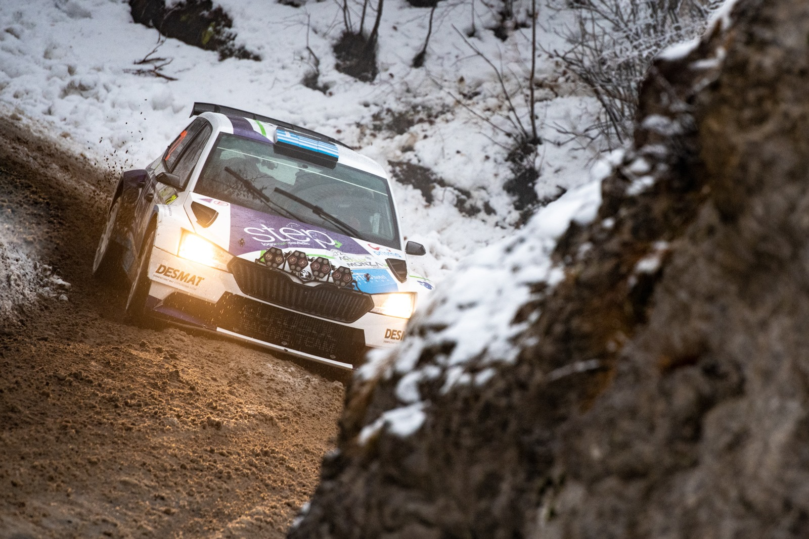 Step Racing- ACI Rally Monza- leg 2- Από την απογοήτευση στον ενθουσιασμό!
