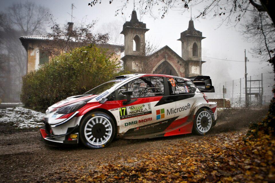 WRC 2020- 07. Rally Monza- leg 2- Κοντεύει στον έβδομο τίτλο ο Ogier!