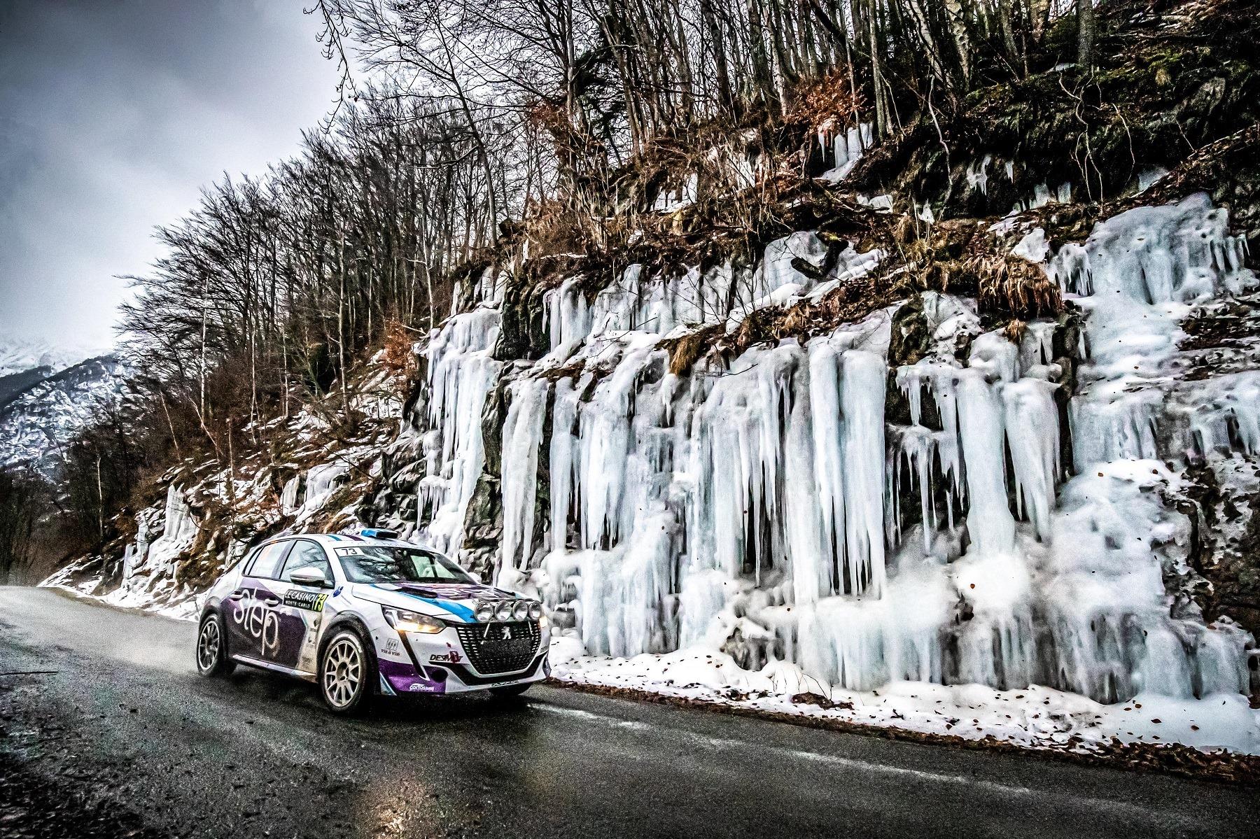 Step Racing- Rallye Monte Carlo – Day 2: «Ψαλιδίστηκαν» οι ελπίδες για τερματισμό των Παυλίδη-Harryman!