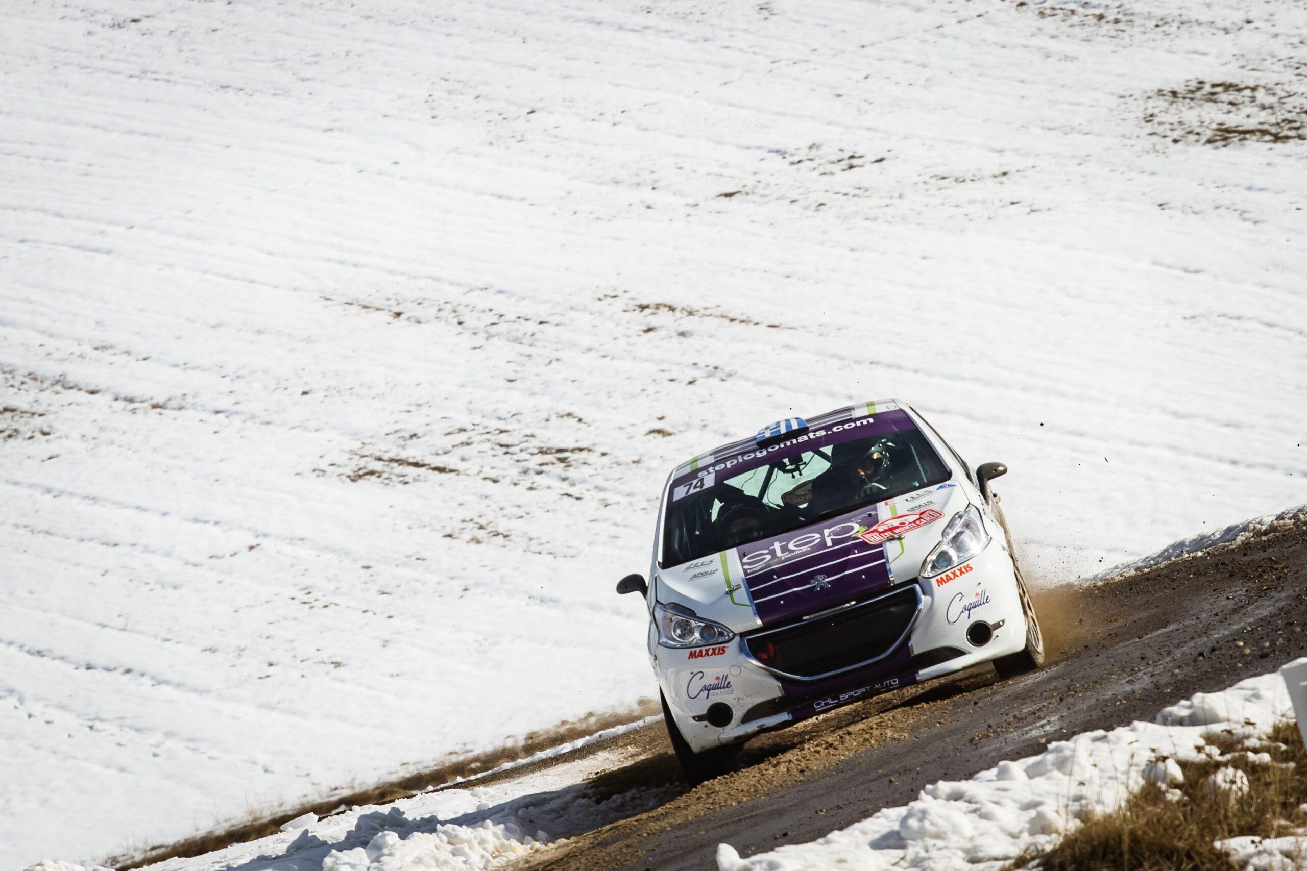 Step Racing- Rallye Monte Carlo – preview: Ακόμη μια περιπέτεια αρχίζει για τους Νίκο Παυλίδη-Allan Harryman!