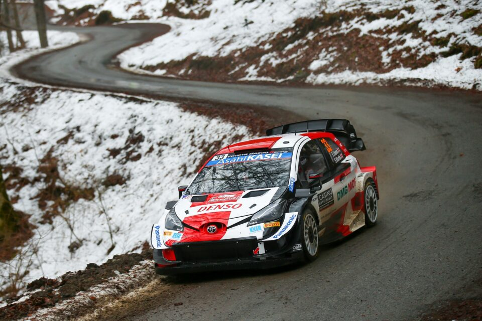 WRC 2021- 01. Rallye Monte Carlo- day2- Αντεπίθεση των Toyota!