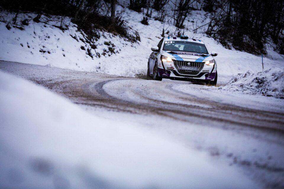 Step Racing- Rallye Monte Carlo – Day 3: Ικανοποίηση για την εμφάνιση