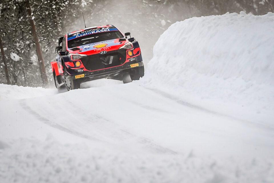 WRC 2021- 02. Arctic Rally Finland- leg1- O Tanak σέρνει το χορό!