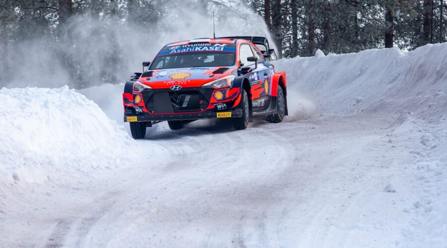 WRC 2021- 02. Arctic Rally Finland- leg3- «Επιστροφή» Tanak!