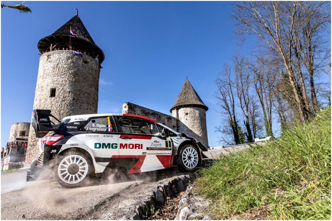 WRC 2021- 03. Croatia Rally – leg3- Νικητής ο Ogier παρά το τροχαίο!