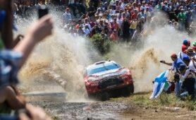 WRC 2021- 10. Ράλλυ Ακρόπολις- Έδρα- Και το όνομα αυτής… Λαμία!