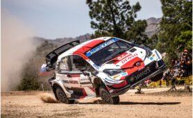 WRC 2021- 05. Rally Sardinia-leg2- Θέλει και τύχη…